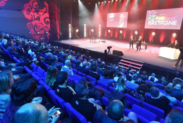 LABEL PRODUCTIONS Événementiel - Réalisation Victoires de la Bretagne © CLAUDE PRIGENT